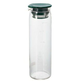 ハリオ 水出し茶ポット ベビーリーフ 1000ml MD-10DG 静岡茶の通販 沼津・市川園 05P06Aug16