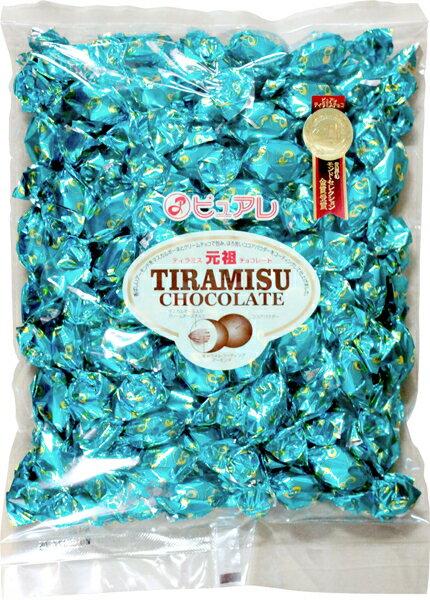 ティラミスチョコレート 500g入 ピュアレ 元祖 バレンタイン モンド・セレクション金賞