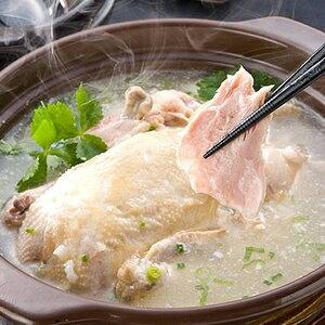 【メーカー直送】本場韓国の味・韓国宮廷料理「参鶏湯(サムゲタン)2袋」【キャンセル不可】