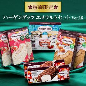 ハーゲンダッツ アイスクリーム 3,800円セット(4種・14個入り)(ver.9) 【送料込】【ラッピング付】