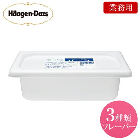 ハーゲンダッツ 業務用アイス2Lバルク(3個で送料無料)