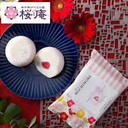 MOCHIMOREホワイトチョコと苺【和と洋の素材をミックスした創作もちアイス】