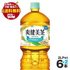 爽健美茶 PET 2L 12本まとめ買いでさらにお得セット