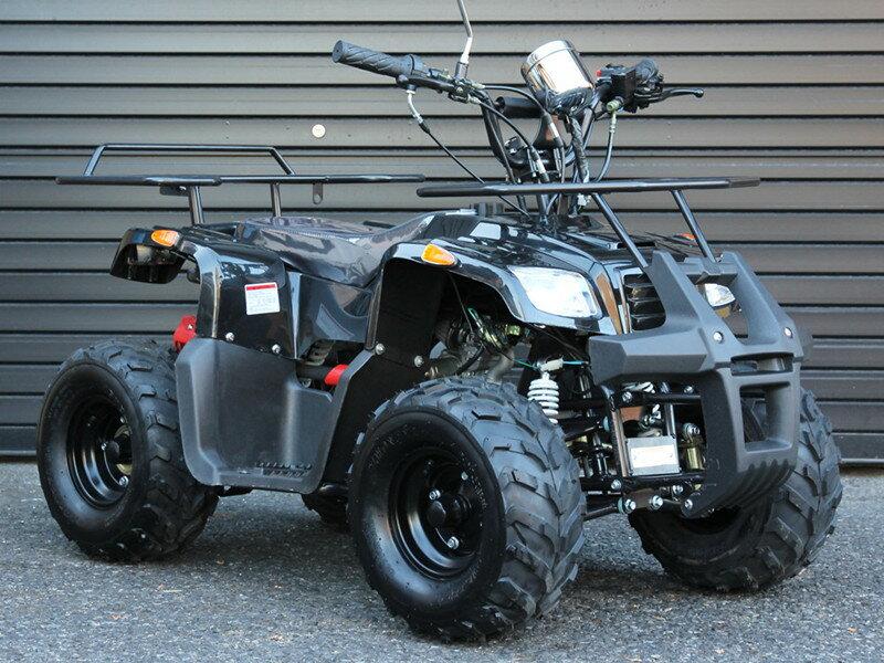 四輪バギー50ccATV前進3速バック付 キット商品ナンバー登録簡単公道走行可ノーヘル 前後キャリア保安部品完備新車SB50B