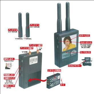 WCH250XWCH-250 X 无线偷窥摄像机摄像头探测器