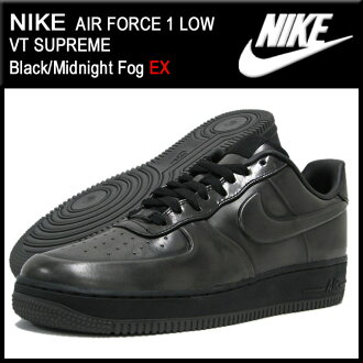 more photos adc1d aa64a ... Nike NIKE sneakers air force 1 low VT Supreme BlackMidnight Fog EX men  (mens) ...