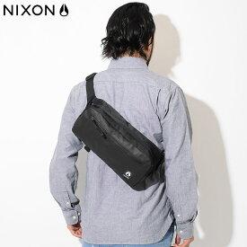 ニクソン nixon ウエストバッグ ファウンテン 3 スリング ブラック(nixon Fountain III Sling Waist Bag Black ウエストポーチ ヒップバッグ ボディバッグ BAG バッグ メンズ レディース ユニセックス 男女兼用 NC2816000)