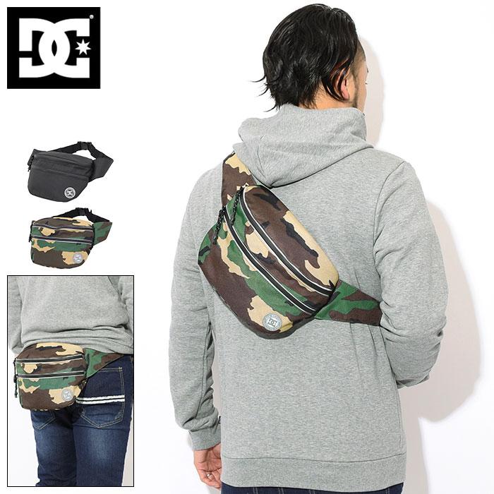 ディーシー DC ショルダーバッグ ポップ ショルダー バッグ(dc Pop Shoulder Bag ウエストバッグ ウエストポーチ ヒップバッグ ボディバッグ メンズ レディース ユニセックス 男女兼用 EDYBA03041)