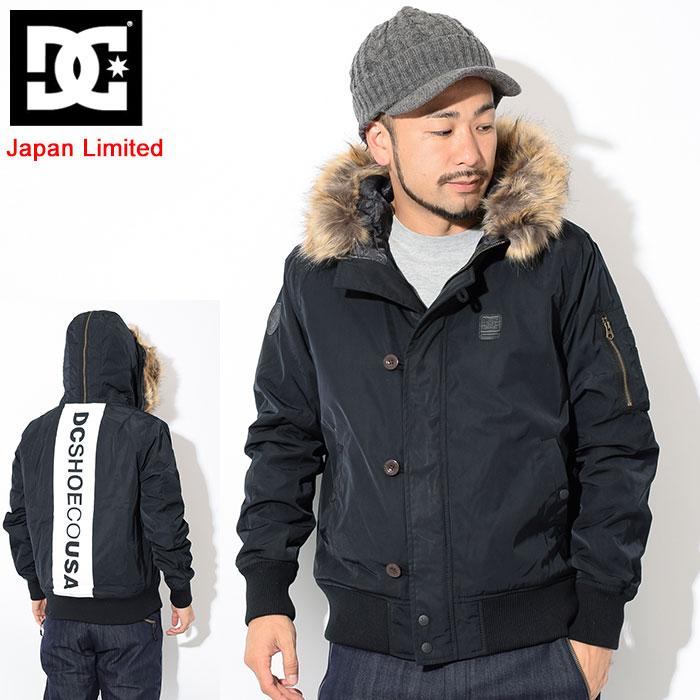 ディーシー DC ジャケット メンズ ヘビーゾーン 日本限定(dc Heavyzone JKT Japan Limited フライトジャケット JACKET JAKET アウター ジャンパー・ブルゾン メンズ 男性用 5410J801) ice filed icefield