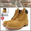 ティンバーランド Timberland ブーツ 6インチ プレミアム ウィートヌバック(ティンバーランド timberland TIMBERLAND ティンバ ...