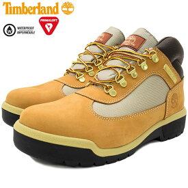 ティンバーランド Timberland ブーツ メンズ 男性用 フィールド ブーツ Wheat Nubuck ( Timberland A18RI Field Boot BOOTS 男性 紳士用 MENS・靴 メンズ靴 ) ice field icefield