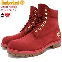 ティンバーランド Timberland ブーツ メンズ アイコン 6インチ プレミアム 40th ルビー ウォーターバック(timberland A1JLT I...