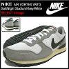 Nike 耐克运动鞋空气旋涡老式帆/晚上体育场/灰色/什么地方限量版男装 (男装) (耐克空气旋涡 VNTG 选择复古运动鞋运动鞋运动鞋男装鞋鞋鞋运动鞋 429773 109) 提起冰原的冰