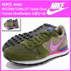 Nike NIKE sneakers Womens internationalist Faded Olive/Fuchsia Glow/Bamboo-ladies (for women) (nike WMNS INTERNATIONALIST Sneaker sneaker SNEAKER LADIES-shoes shoes SHOES sneaker 629684-303) ice filed icefield