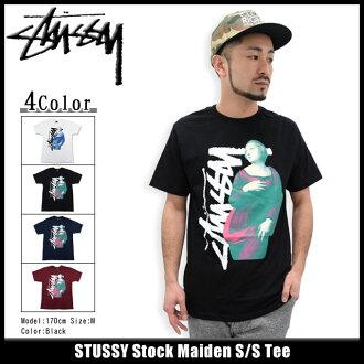 Stussy STUSSY 股票少女 T 恤 (stussy t t 恤 t 恤衫 t 恤上衣男式衬衫的 1903529 Stussy stussy Stussy t 衬衫 Stussy Steacy)