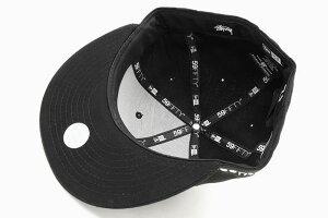 ステューシーSTUSSYキャップ帽子ニューエラStussyPeaceコラボ(STUSSY×NEWERAFittedCapフィットフィッテッドステューシー×ニューエラWネームメンズ・男性用131838USAモデル正規品ストゥーシースチューシー)icefiledicefield