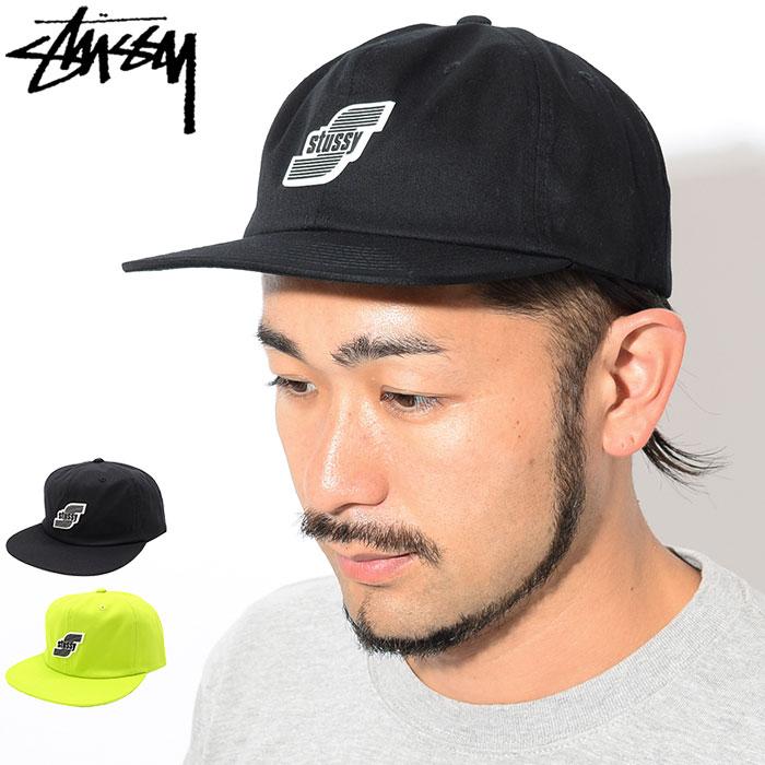 ステューシー STUSSY キャップ 帽子 3D Molded Logo Strapback Cap(ストラップバック メンズ・男性用 131823 USAモデル 正規 品 ストゥーシー スチューシー) ice filed icefield