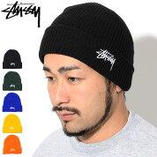 ステューシーSTUSSYニット帽HO18StockCuff(stussybeanieビーニー帽子ニットキャップメンズ・男性用132901USAモデル正規品ストゥーシースチューシー)icefiledicefield