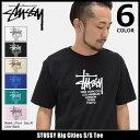 【6/26入荷予定】ステューシー STUSSY Tシャツ 半袖 メンズ Big Cities(stussy tee ティーシャツ T-SHIRTS カットソー トップス メンズ・男性用 1904062