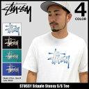 ステューシー STUSSY Tシャツ 半袖 メンズ Stipple Stussy(stussy tee ティーシャツ T-SHIRTS カットソー トップス メンズ・男性用 190…