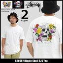 ステューシー STUSSY Tシャツ 半袖 メンズ Hippie Skull(stussy tee ティーシャツ T-SHIRTS カットソー トップス メンズ...