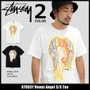 ステューシー STUSSY Tシャツ 半袖 メンズ Venus Angel(stussy tee ティーシャツ T-SHIRTS カットソー トップス メンズ・男性用 1904122 ストゥーシー ス