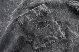 ステューシーSTUSSYカットソー半袖メンズEnzoJersey(stussycrewクルーポケットTシャツティーシャツT-SHIRTSトップスメンズ・男性用1140084USAモデル正規品ストゥーシースチューシー)icefiledicefield