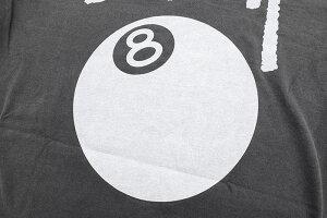 ステューシーSTUSSYTシャツ半袖メンズ8BallPigmentDyed(stussytシャツteeピグメントティーシャツT-SHIRTSカットソートップスメンズ1904276USAモデル正規品ストゥーシースチューシー)icefiledicefield