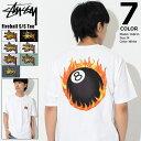 ステューシー STUSSY Tシャツ 半袖 メンズ Fireball(stussy tee ティーシャツ T-SHIRTS カットソー トップス メンズ・男性用 1904225 U…