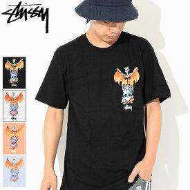 ステューシー STUSSY Tシャツ 半袖 メンズ Phoenix ( stussy tee ティーシャツ T-SHIRTS カットソー トップス メンズ・男性用 1904231 USAモデル 正規 品 ストゥーシー スチューシー )[M便 1/1]