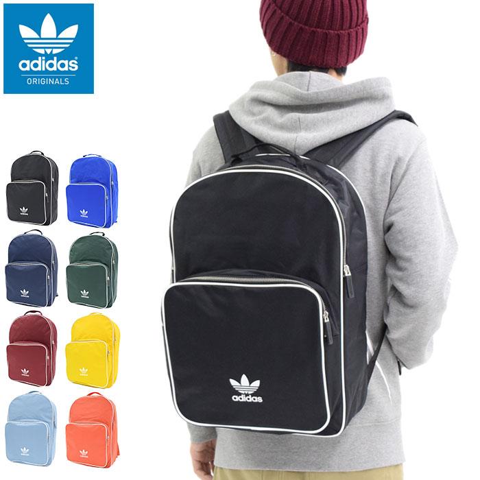 アディダス adidas リュック アディカラー CL バックパック(adidas adicolor CL Backpack Originals Bag バッグ Daypack デイパック 普段使い 通勤 通学 旅行 メンズ レディース ユニセックス 男女兼用)