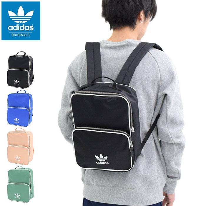アディダス adidas リュック アディカラー CL M バックパック(adidas adicolor CL M Backpack Originals Bag バッグ Daypack デイパック 普段使い 通勤 通学 旅行 メンズ レディース ユニセックス 男女兼用)