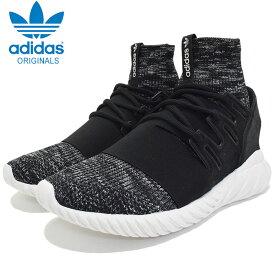 アディダス adidas スニーカー メンズ 男性用 チュブラー ドゥーム PK Core Black/Granite/Vintage White オリジナルス ( adidas TUBULAR DOOM PK Originals チューブラー ブラック 黒 靴 シューズ SHOES BB2392 )