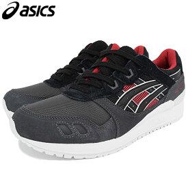 アシックス asics スニーカー メンズ 男性用 ゲルライト 3 Black/Black ( ASICS Tiger アシックスタイガー GEL-LYTE III ランニンシューズ ブラック 黒 SNEAKER MENS・靴 シューズ SHOES H6X2L-9090 )
