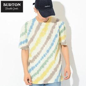 バートン BURTON カットソー 半袖 メンズ ストーンブローク ヘンリー ( burton Stonebroke S/S Henley Tie Dye タイダイ ヘンリーネック Tシャツ ティーシャツ T-SHIRTS トップス メンズ 男性用 161021 )