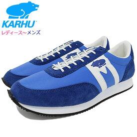 カルフ KARHU スニーカー レディース & メンズ アルバトロス Blue/White(karhu ALBATROSS ブルー 青 SNEAKER LADIES MENS・靴 シューズ SHOES KH802504 F802504)