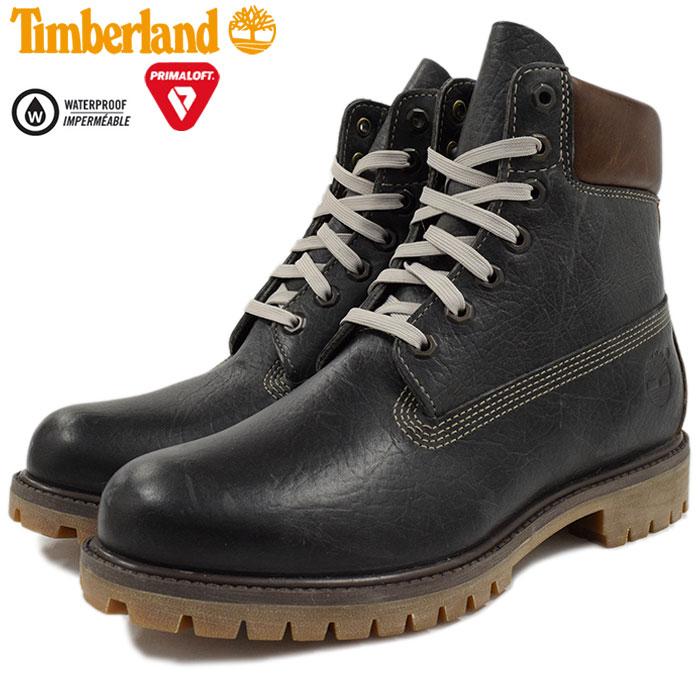 【日本正規品】ティンバーランド Timberland ブーツ メンズ アイコン 6インチ プレミアム フォージト アイアン ガレラ フルグレイン(timberland A18AW ICON 6inch Boot Forged Iron Galera Full Grain ブラウン 茶 防水 男性 MENS・靴 メンズ靴)