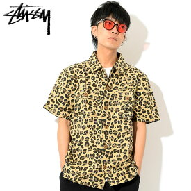 ステューシー STUSSY シャツ 半袖 メンズ BDU ( stussy shirt カジュアルシャツ トップス メンズ 男性用 111990 USAモデル 正規 品 ストゥーシー スチューシー )