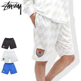 STUSSY全品ポイント10倍!ステューシー STUSSY ハーフパンツ メンズ Soccer(stussy short pant ショーツ ショートパンツ ハーパン ボトムス メンズ・男性用 112173 USAモデル 正規 品 ストゥーシー スチューシー)