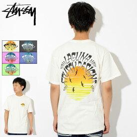 ステューシー STUSSY Tシャツ 半袖 メンズ LSD Sunset Pigment Dyed ( stussy tee ピグメント ティーシャツ T-SHIRTS カットソー トップス メンズ 男性用 1904202 USAモデル 正規 品 ストゥーシー スチューシー )[M便 1/1]