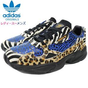 アディダスadidasスニーカーレディース&メンズウィメンズファルコンOffWhite/CoreBlack/BrightGoldオリジナルス(adidasWOMENSFALCONOriginalsadidasFALCONWダッドシューズダッドスニーカーSNEAKERLADIESMENS・靴シューズSHOESF37016)