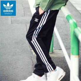 アディダス adidas ジャージー パンツ メンズ ベッケンバウアー トラック ジャージ オリジナルス ( adidas Beckenbauer Track Jersey Pant Originals スポーツアパレル トラックパンツ ボトムス CW1269 )