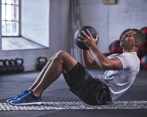 アディダスadidasトレーニングマット(adidasTrainingMat長さ180cm幅58cm厚さ9mm重量900gヨガマット運動不足解消ダイエットグッズ運動自宅室内トレーニングフィットネスADMT-13232)