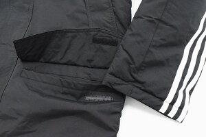 アディダスadidasジャケットメンズファーパテッドオリジナルス(adidasFurPaddedJKTOriginals中綿マウンテンパーカーマンパーJACKETアウタージャンパー・ブルゾンメンズ男性用ED5834)icefieldicefield