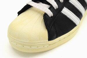 アディダスadidasスニーカーメンズ男性用スーパースターCoreBlack/CrystalWhiteオリジナルス(adidasSUPERSTAROriginalsブラック黒SNEAKERMENS・靴シューズSHOESFV2832)icefieldicefield