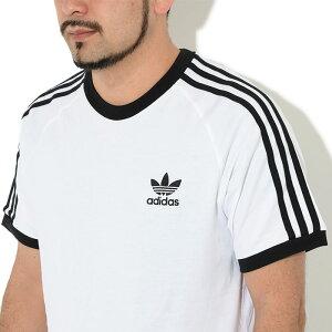 アディダスadidasTシャツ半袖メンズ3ストライプスオリジナルス(adidas3StripesS/STeeOriginalsティーシャツT-SHIRTSカットソートップスメンズ男性用GN3494)[M便1/1]icefieldicefield
