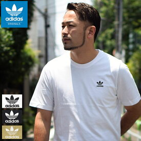 アディダス adidas Tシャツ 半袖 メンズ エッセンシャル オリジナルス ( adidas Essential S/S Tee Originals ティーシャツ T-SHIRTS カットソー トップス メンズ 男性用 GN3415 GN3416 H34634 )[M便 1/1]