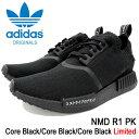 アディダス adidas スニーカー メンズ 男性用 ノマド R1 PK Core Black/Core Black/Core Black オリジナルス(adidas N…