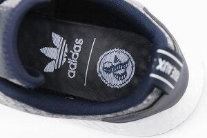 アディダスadidasスニーカーメンズ男性用ユナイテッドアローズアンドサンズノマドR2UASCoreHeather/MatteSilver/Whiteコラボオリジナルス(adidas×UNITEDARROWS&SONSNMDR2UASOriginalsグレー灰SNEAKERMENS・靴シューズSHOESDA8834)
