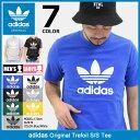 アディダス adidas Tシャツ 半袖 メンズ トレフォイル オリジナルス(adidas Trefoil Originals ティーシャツ T-SHIRTS カットソー トップス メンズ 男性用)[